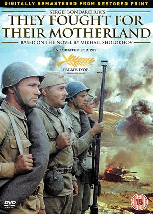 Rent They Fought for Their Motherland (aka Oni srazhalis za rodinu) Online DVD Rental