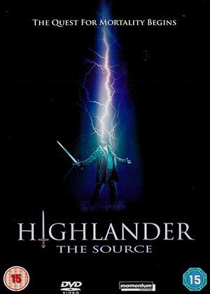 Highlander: The Source Online DVD Rental