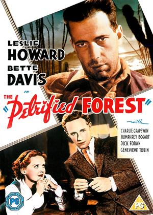 Rent The Petrified Forest Online DVD Rental