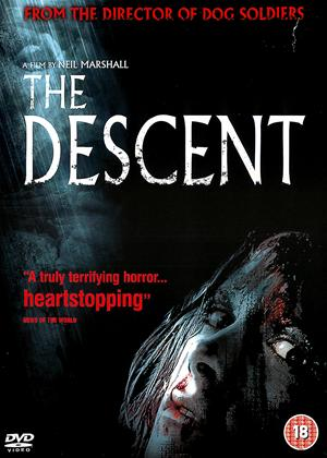 Rent The Descent Online DVD & Blu-ray Rental