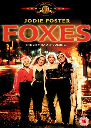 Rent Foxes Online DVD Rental