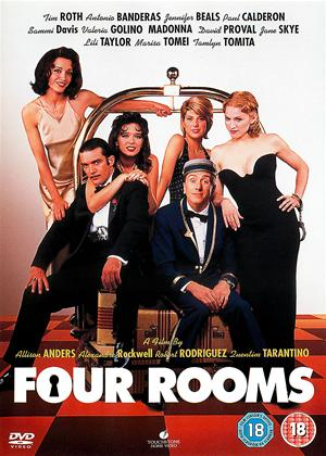 Rent Four Rooms Online DVD Rental