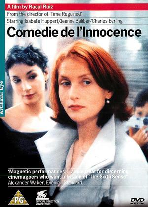 Rent The Comedy of Innocence (aka Comedie De L'Innocence) Online DVD & Blu-ray Rental
