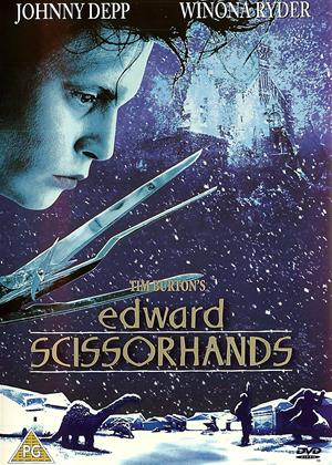 Edward Scissorhands Online DVD Rental