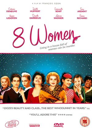 Rent 8 Women (aka 8 femmes) Online DVD & Blu-ray Rental