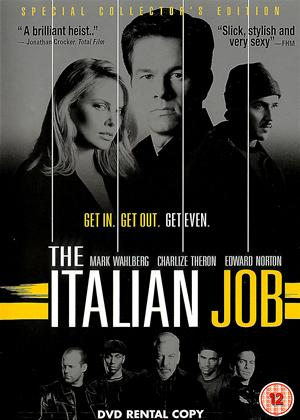The Italian Job Online DVD Rental