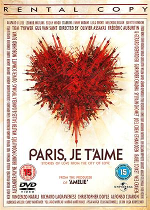 Paris, I Love You Online DVD Rental