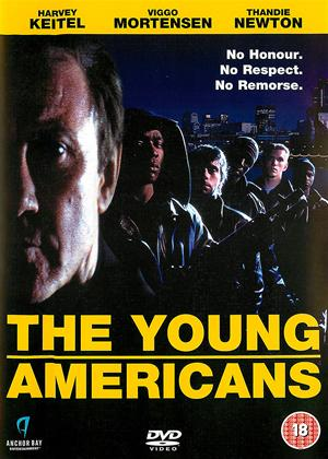 Rent The Young Americans Online DVD Rental