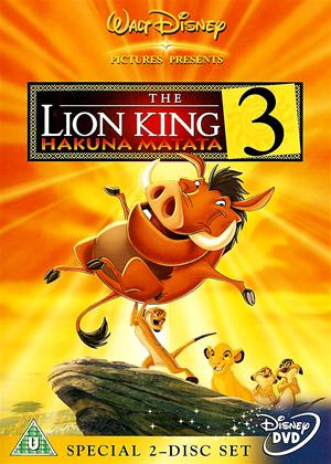 Rent Lion King 3: Hakuna Matata Online DVD Rental