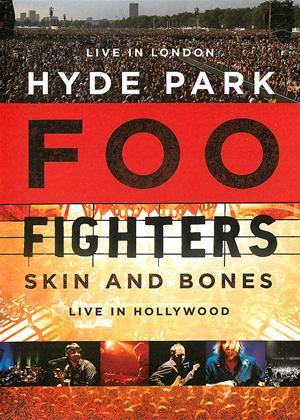 Rent Foo Fighters: Skin and Bones Online DVD Rental