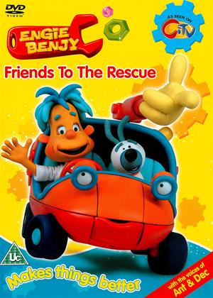 Rent Engie Benjy: Friends to the Rescue Online DVD Rental