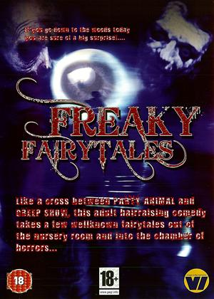 Rent Freaky Fairytales Online DVD Rental