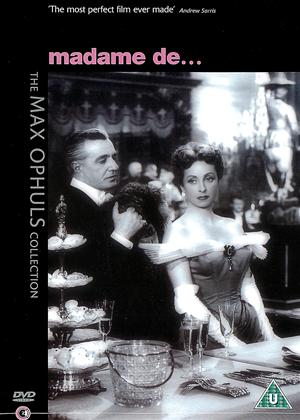 Rent Madame De. (aka The Earrings of Madame de...) Online DVD & Blu-ray Rental