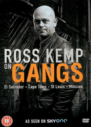 Rent Ross Kemp on Gangs: El Salvador/Cape Town/St. Louis/Moscow Online DVD Rental
