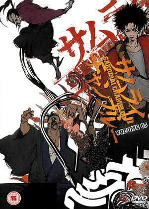 Rent Samurai Champloo: Vol.3 Online DVD Rental
