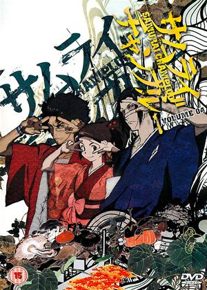 Rent Samurai Champloo: Vol.4 (aka Samurai chanpurû) Online DVD Rental