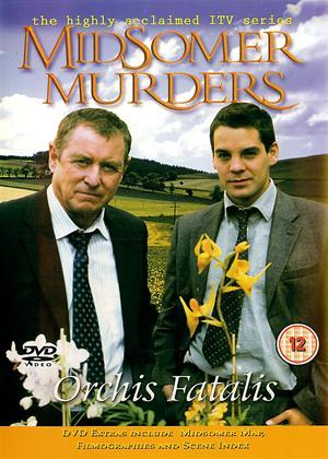 Rent Midsomer Murders: Series 8: Orchis Fatalis Online DVD Rental