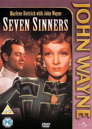 Rent Seven Sinners Online DVD & Blu-ray Rental