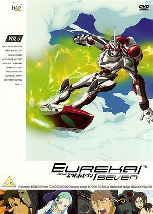 Rent Eureka Seven 3 Online DVD Rental