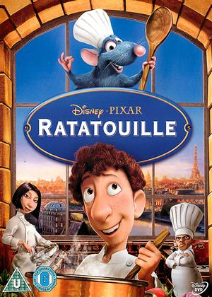 Ratatouille Online DVD Rental