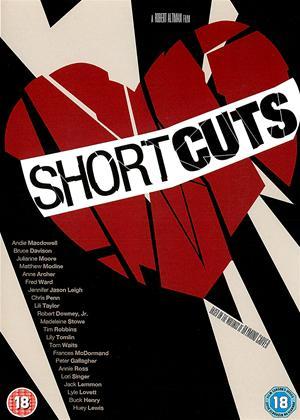 Short Cuts Online DVD Rental