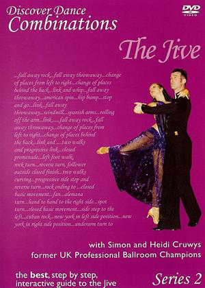 Rent Discover Dance Combinations: The Jive: Series 2 Online DVD Rental