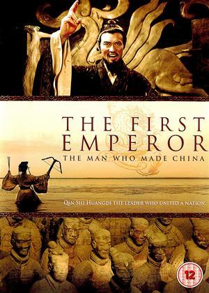 Rent The First Emperor Online DVD Rental