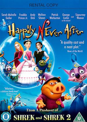 Rent Happily N'Ever After Online DVD Rental