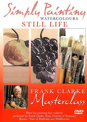 Rent Simply Painting Watercolours: Still Life Online DVD Rental
