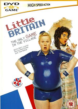 Rent Little Britain: The Only Game in The Village Online DVD Rental