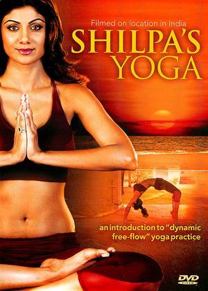 Rent Shilpa's Yoga Online DVD Rental