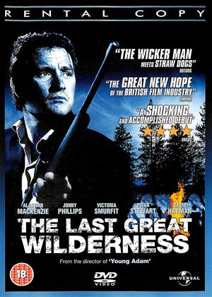 Rent The Last Great Wilderness Online DVD Rental