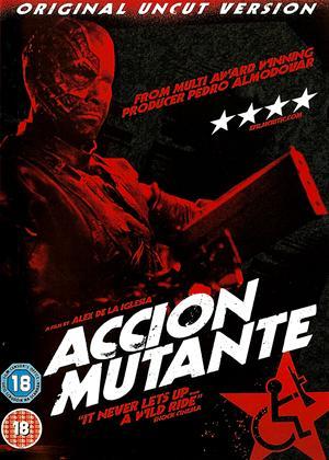 Rent Accion Mutante Online DVD Rental
