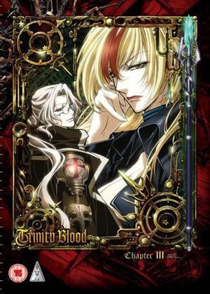 Rent Trinity Blood: Vol.3 Online DVD Rental