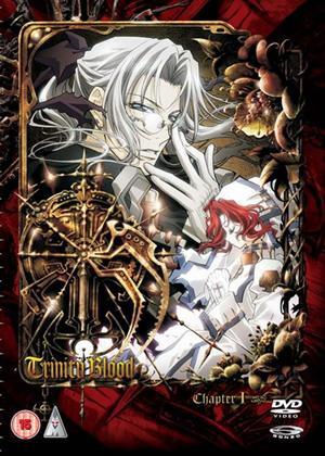 Rent Trinity Blood: Vol.1 Online DVD Rental