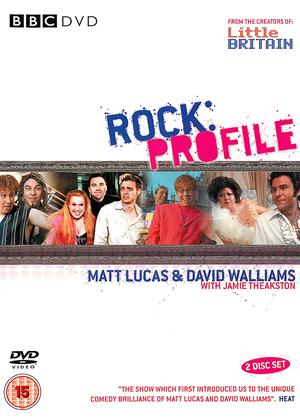 Rent Rock Profile Online DVD Rental