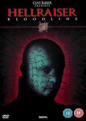 Rent Hellraiser 4: Bloodline Online DVD Rental