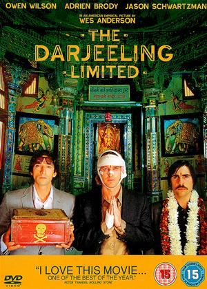 The Darjeeling Limited Online DVD Rental