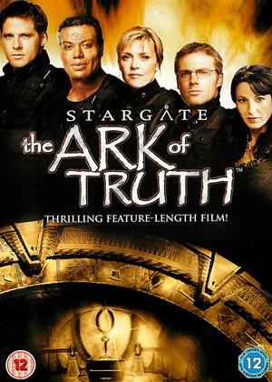 Stargate: The Ark of Truth Online DVD Rental