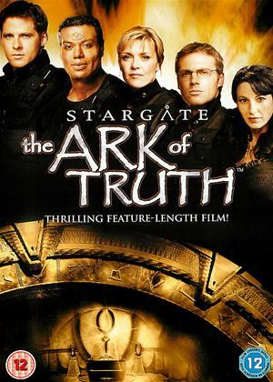 Rent Stargate: The Ark of Truth Online DVD Rental