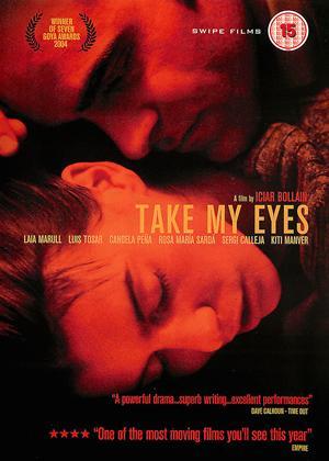 Rent Take My Eyes (aka Te doy mis ojos) Online DVD Rental