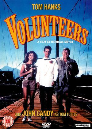 Rent Volunteers Online DVD Rental