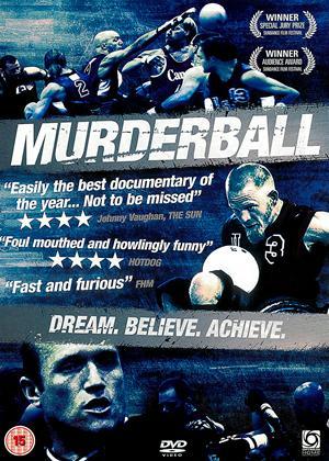 Rent Murderball Online DVD Rental