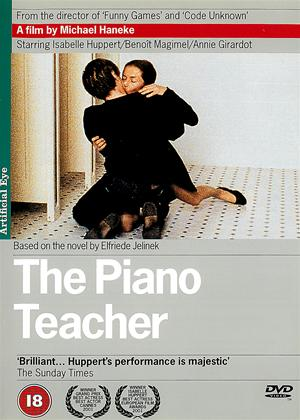Rent The Piano Teacher (aka La pianiste) Online DVD & Blu-ray Rental