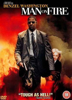 Man on Fire Online DVD Rental
