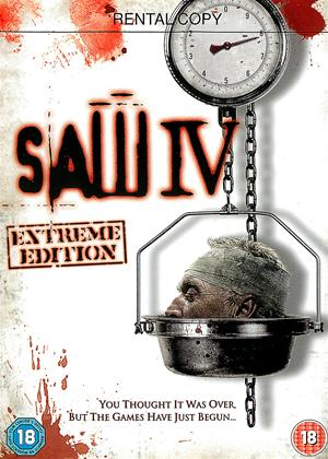 Saw 4 Online DVD Rental