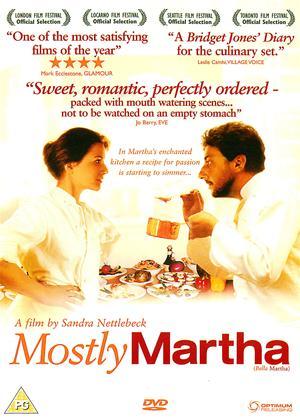 Rent Mostly Martha (aka Bella Martha) Online DVD Rental