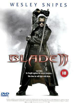 Blade 2 Online DVD Rental