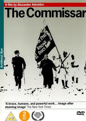 Rent The Commissar (aka Komissar) Online DVD & Blu-ray Rental