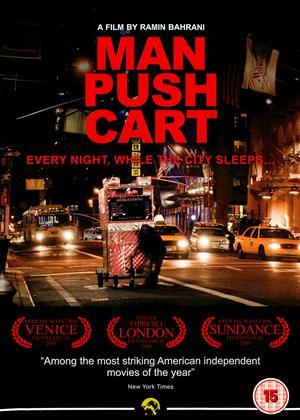 Rent Man Push Cart Online DVD Rental